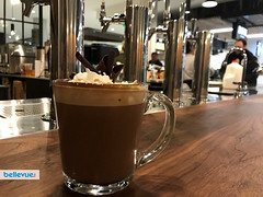 Make it boozy at Dote Coffee Bar | Bellevue.com