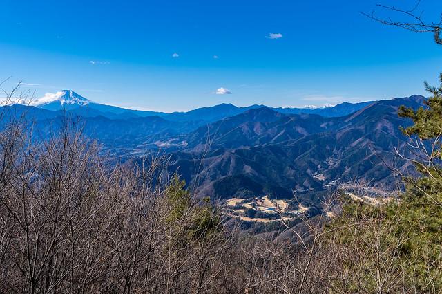 三国山からの展望