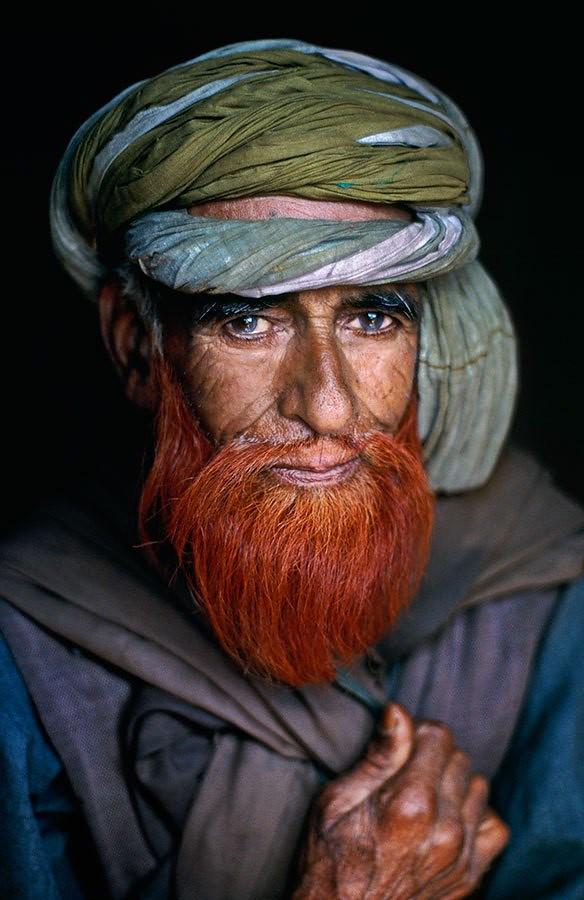 03.- Membro da tribo Kochi, Srinagar, Kashmir, 1995
