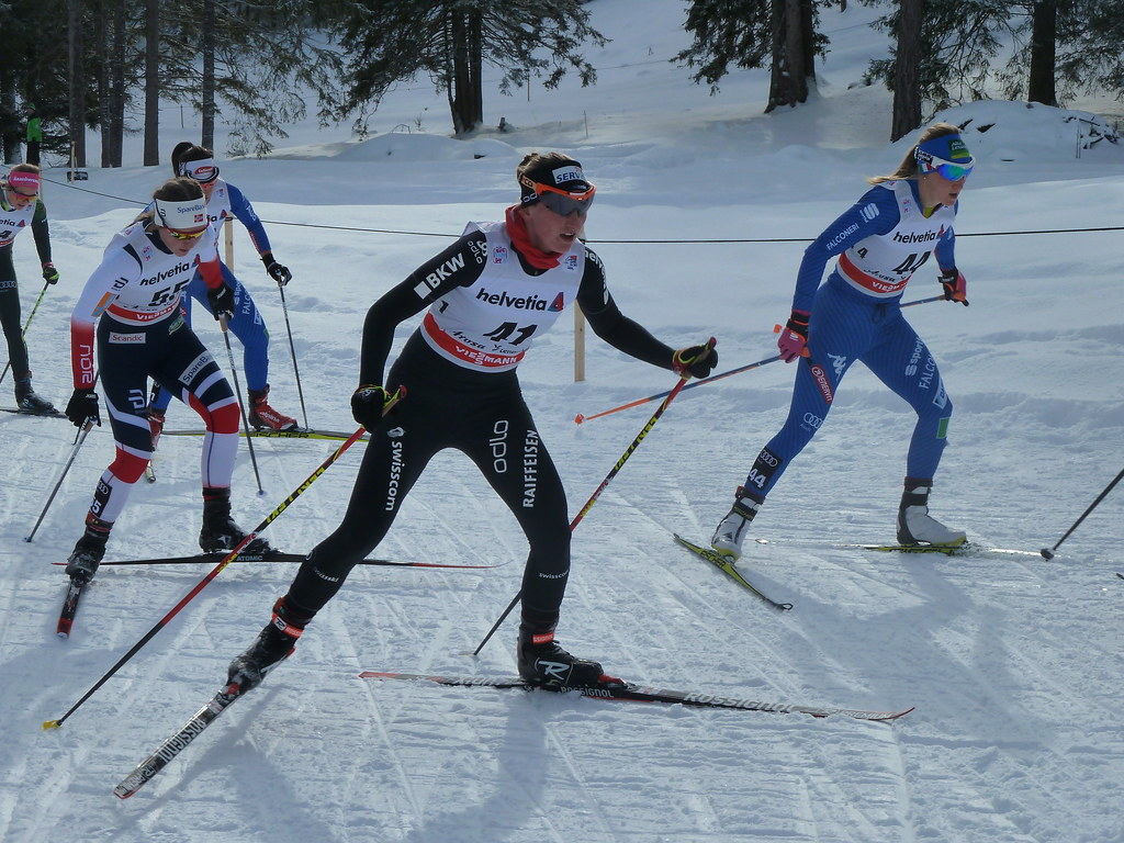Lydia Hiernickel Tour de Ski 2018