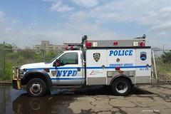 NYPD - ESU 5700 - 2008 Ford F-550 (1)