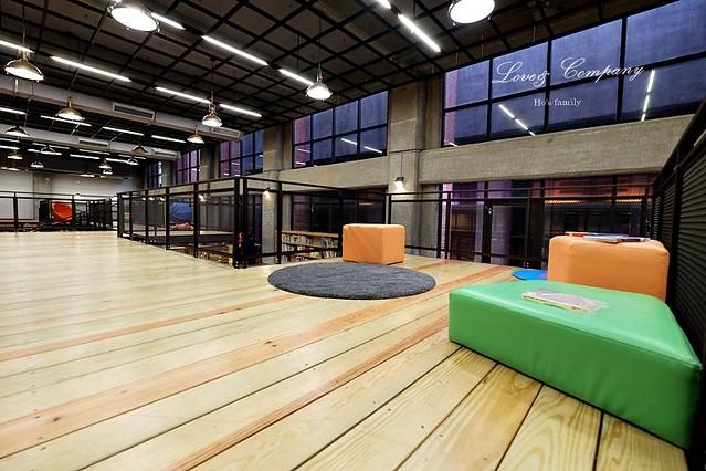 【台北親子免費景點】新北市立圖書館江子翠分館兒童室13