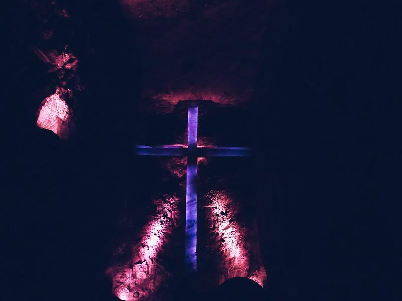 Catedral de la sal, Zipaquirá • COL