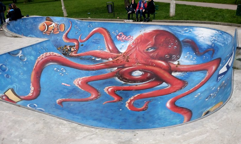 "Pieksa, ""Octopus"", July 2017"