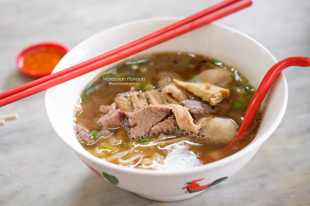 Lai Foong Beef Noodles