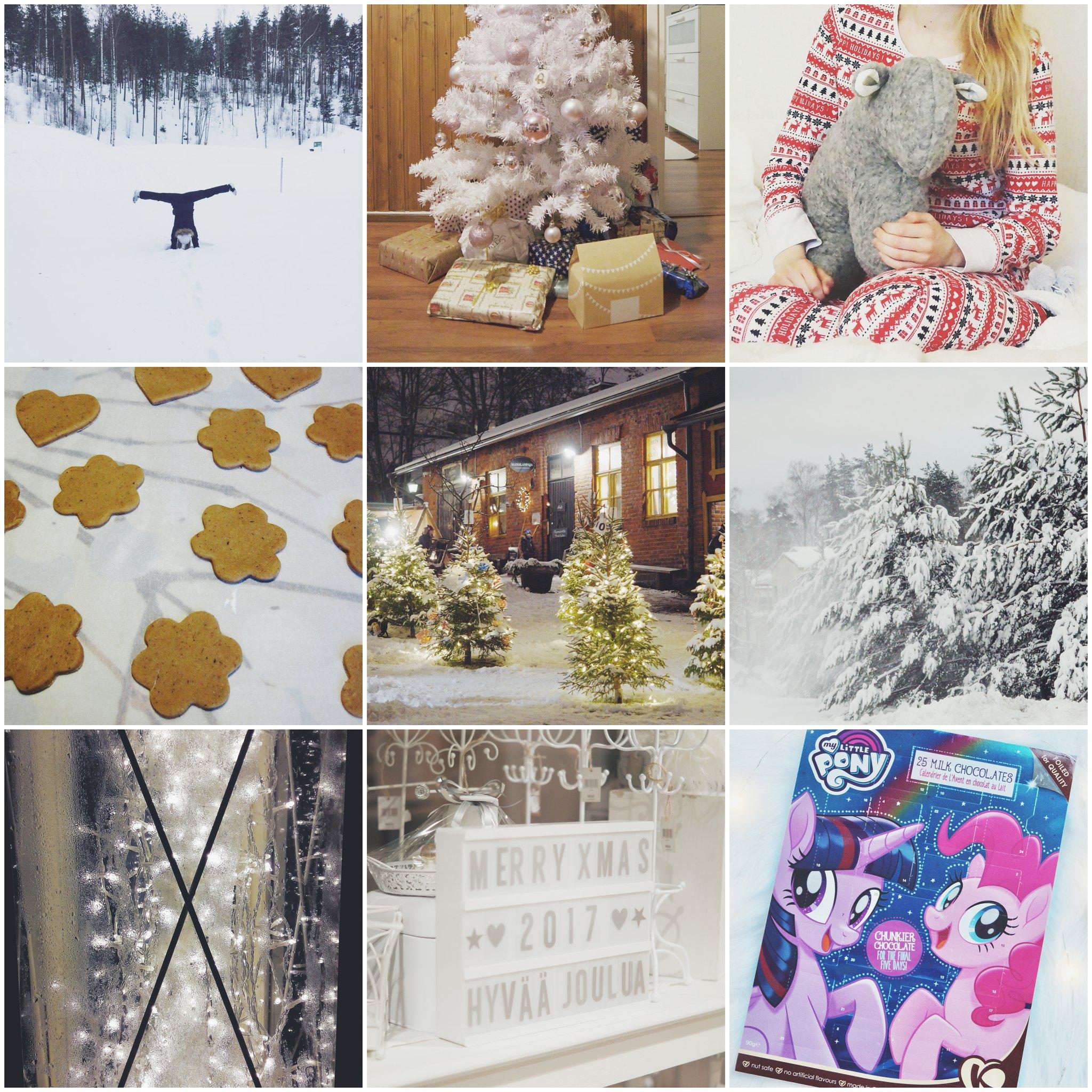 Joulukalenteri: joulurutiinit