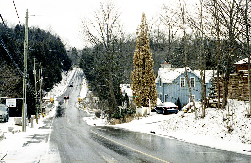 Main St. Becomes Missisauga Road_
