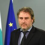 Boil Banov, Minister of Culture