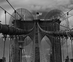 Brooklyn Bridge, NYC 2