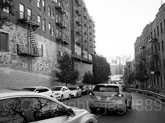 Fairview Avenue, Fort George, New York City