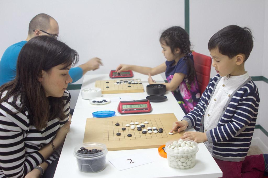 Детско-родительский турнир (декабрь 2017)