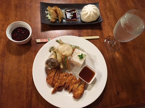 Japanese Tonkatsu. From 7 Foodie Family Resolutions for the New Year