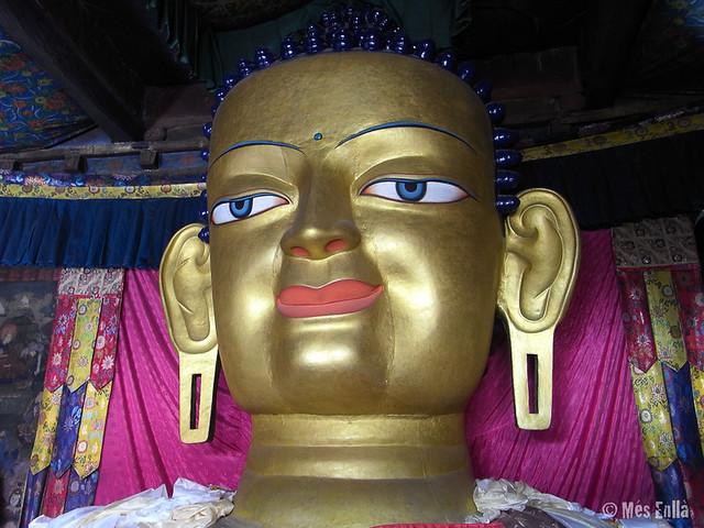 Buda Sakyamuni en Shey