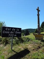 08_Col de la Croix de l'Orme - Photo of Les Sauvages