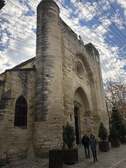 Aigues-Mortes: Église Notre Dame des Sablons