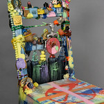 Jonathan Saiz; Item 127 - in SITu: Art Chair Auction