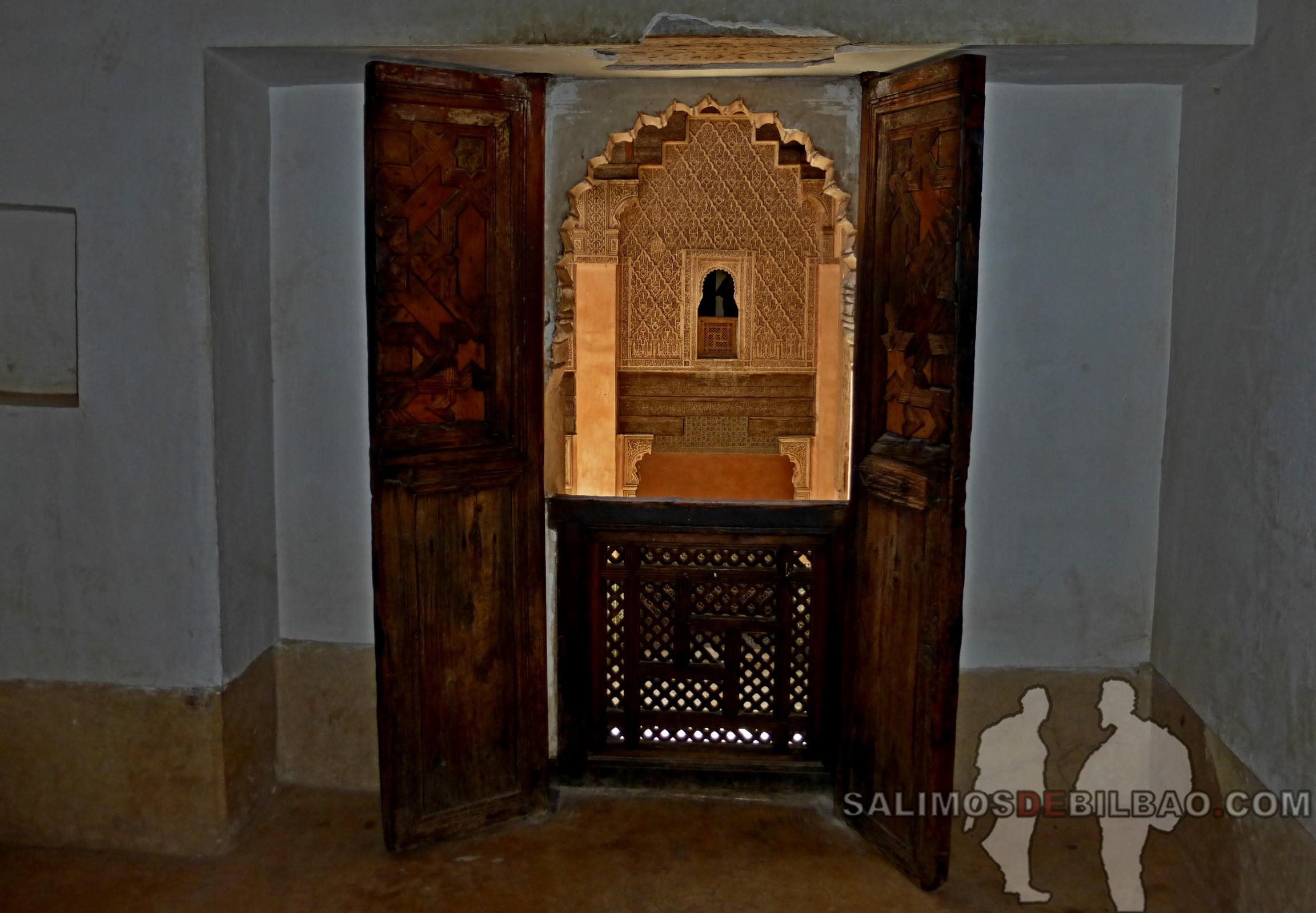 734. Madraza de Ben Youssef, Marrakech