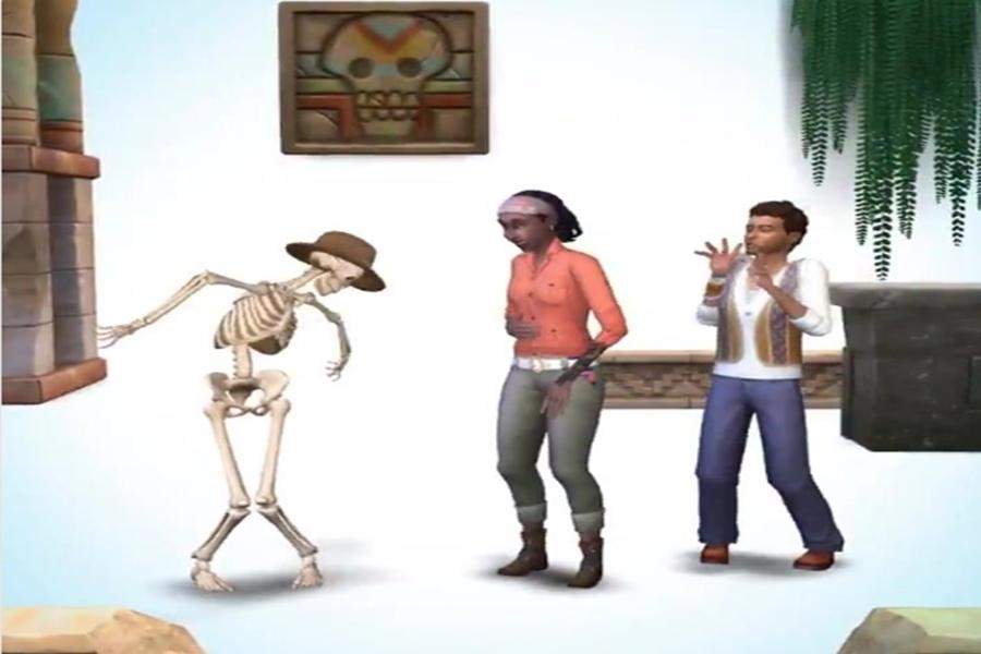Teaser Trimestral de 2018 do The Sims 4