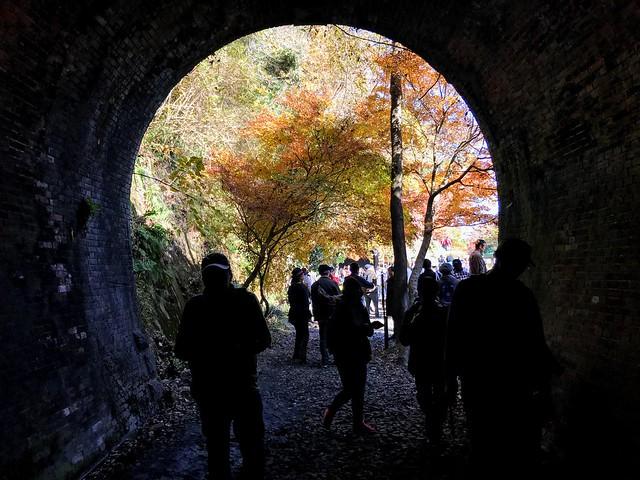 愛岐トンネル群 5号トンネル 出口