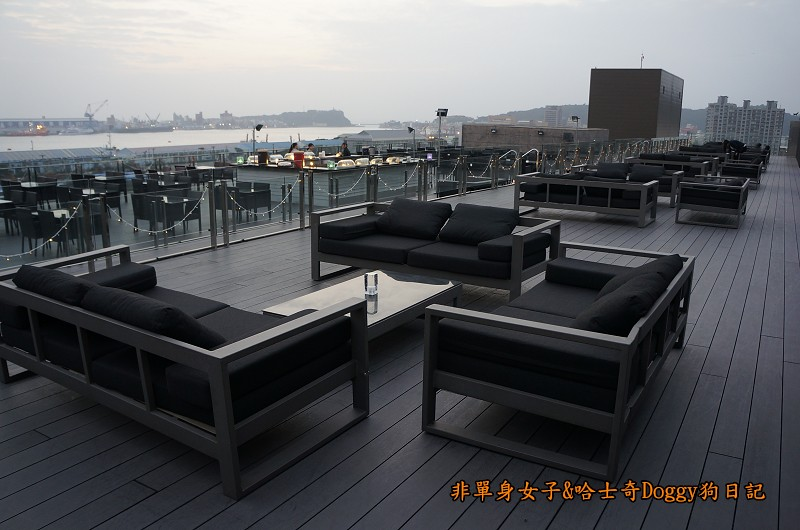 高雄夜景餐廳璀璨星空SKY BAR07