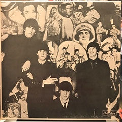 THE BEATLES:BEATLES FOR SALE(JACKET D)