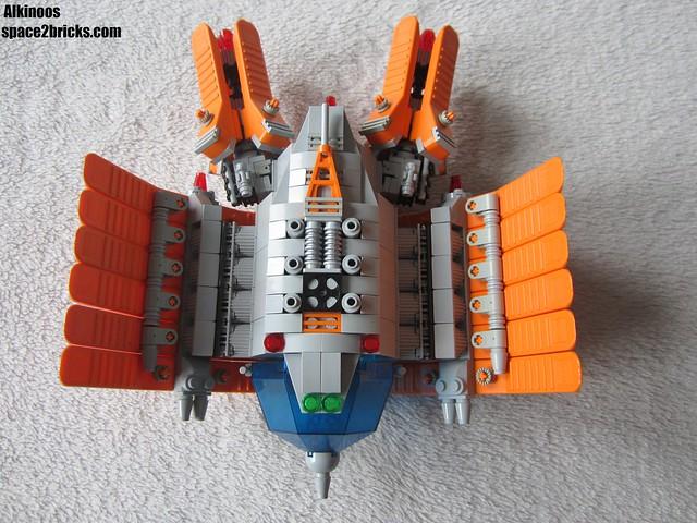 Brick Manta Separator p6