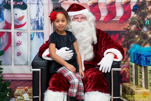Santa at Teecs-144
