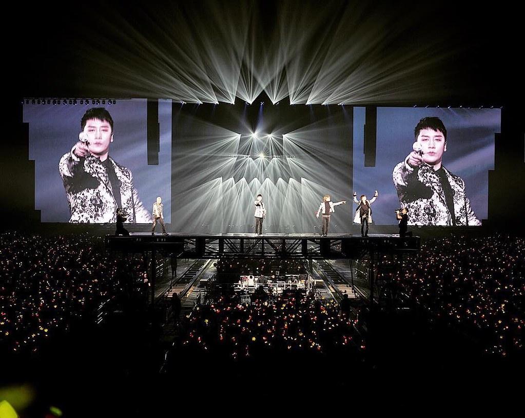 BIGBANG via pandariko - 2017-12-22 (details see below)