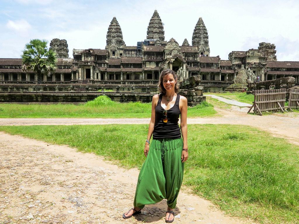 4 días en Siem Reap