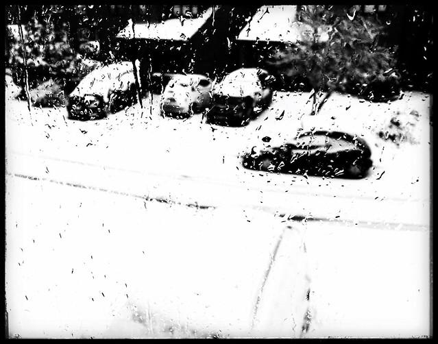 The Snow Arrives
