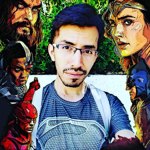 #JusticeLeague #Superman 👊#WonderWoman⭐#TheFlash⚡ #Aquaman🌊 #Batman🌃 #Cyborg🏈  ALL TOGETHER. THE AGE OF HEROES 👐 #HOPE