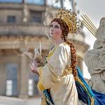 """""""Mi Corazon inmaculado, triunfara"""" Primera Dama de la Nación C.I. Inmaculada Concepción Catedral Metropolitana (Oficial) Diciembre 09 - 2017 #CucuruchoEnGuatemala"""