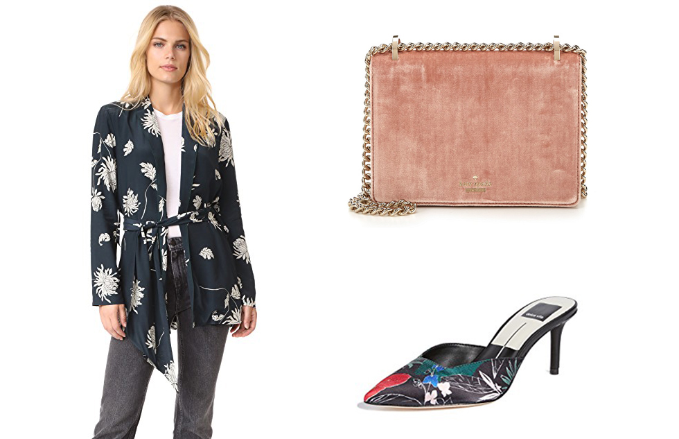 fashion-agony-recommends-favourite-items-to-shop-on-shopbop-under-two-hundered-kimono-kate-spade-purse-and-mules
