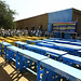 UNAMID hands over school furniture to El Riyad Basic Schools in  El Geneina, West Darfur