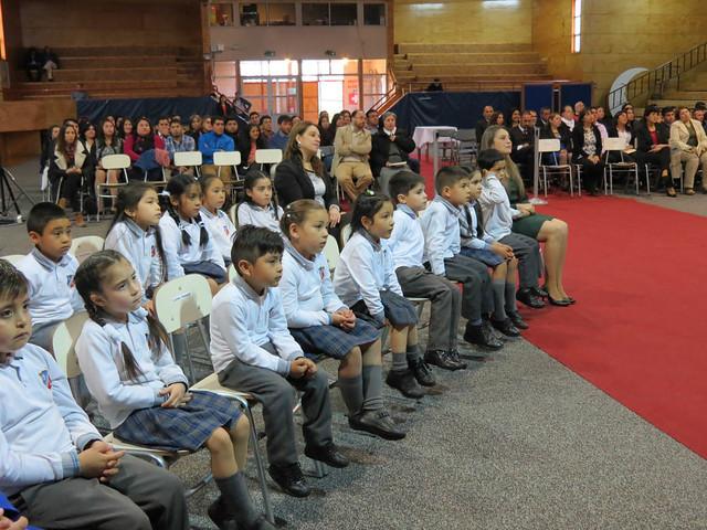 2017 - Ceremonia de Envio Kinder