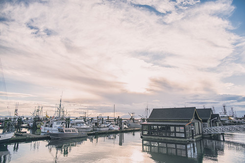 Steveston - Fisherman Wharf