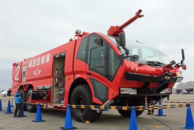 航空自衛隊 小牧基地 大型破壊機救難消防車 A-MB-3 IMG_0753_2