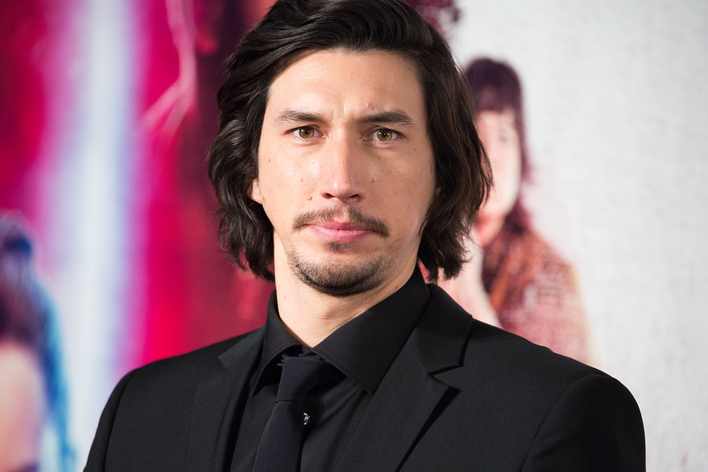 Star Wars: The Last Jedi Japan Premiere Red Carpet: Adam Driver