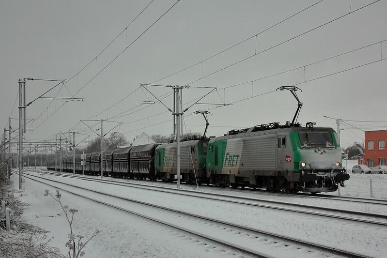 BB 27077 + BB 27045 / Hazebrouck