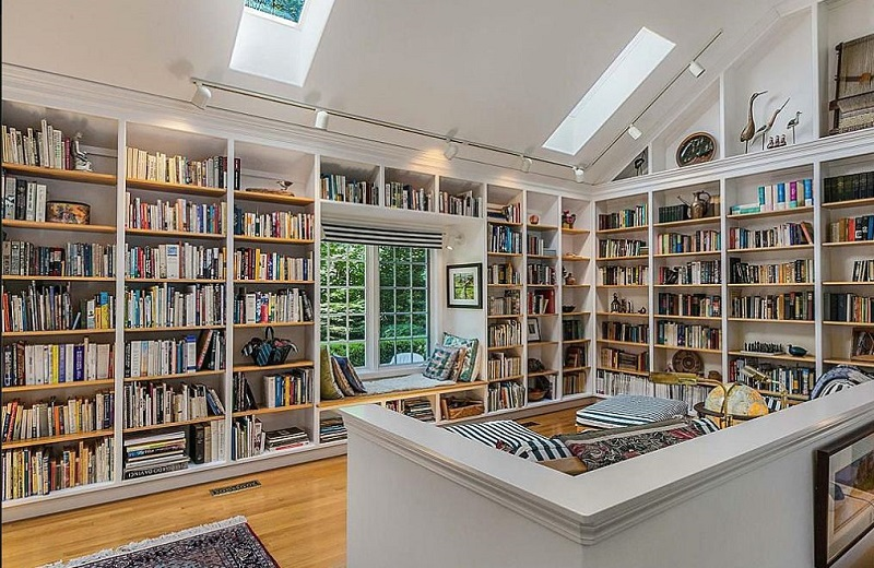 contemporary-library