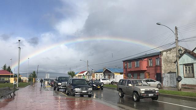 Puerto Natales / Region de Magallanes / Chile
