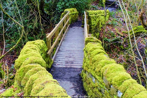 Donkey Bridge, Norland, West Yorkshire 2.