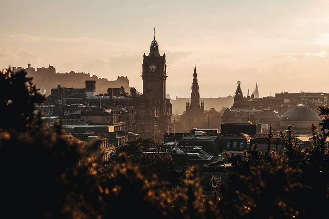 Edinburgh by adam wilson