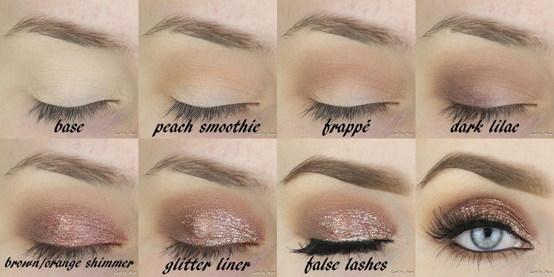 7 christmas holiday makeup ideas glitter inspo glittery inspiration tutorial