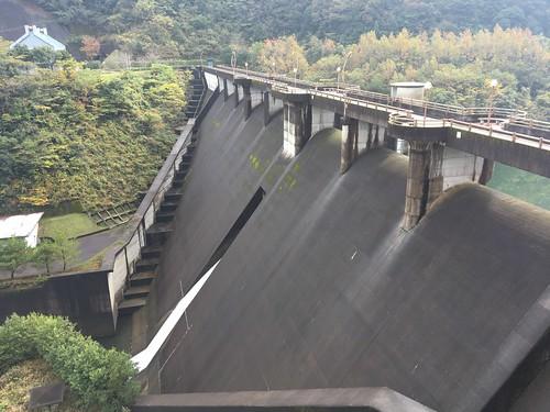 今日のみどころ福井ダム