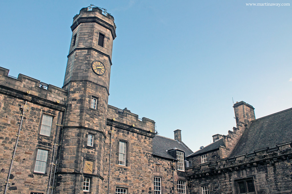 Royal Palace, Castello di Edimburgo