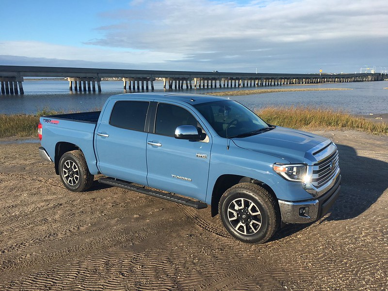 Toyota Cavalry Blue >> 2018 Cavalry Blue Crewmax Limited Trd Off Road 4x4 Toyota Tundra Forum