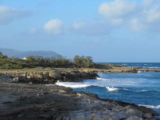 Coast at Kerkouane