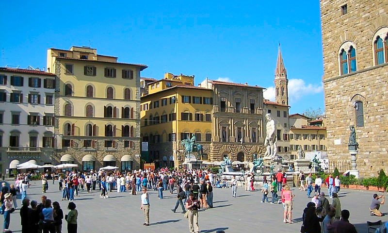 Florence Tuscany beautiful Italian city