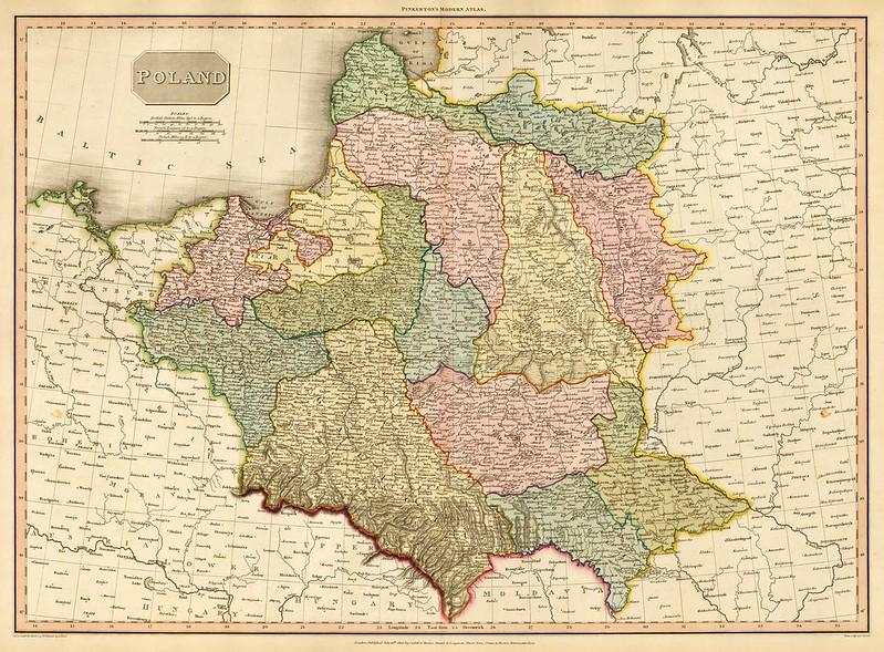 John Pinkerton - Poland (1815)